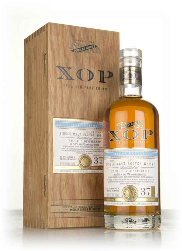 Caol Ila 37 Year Old 1980 (cask 12074) - Xtra Old Particular (Douglas Laing)