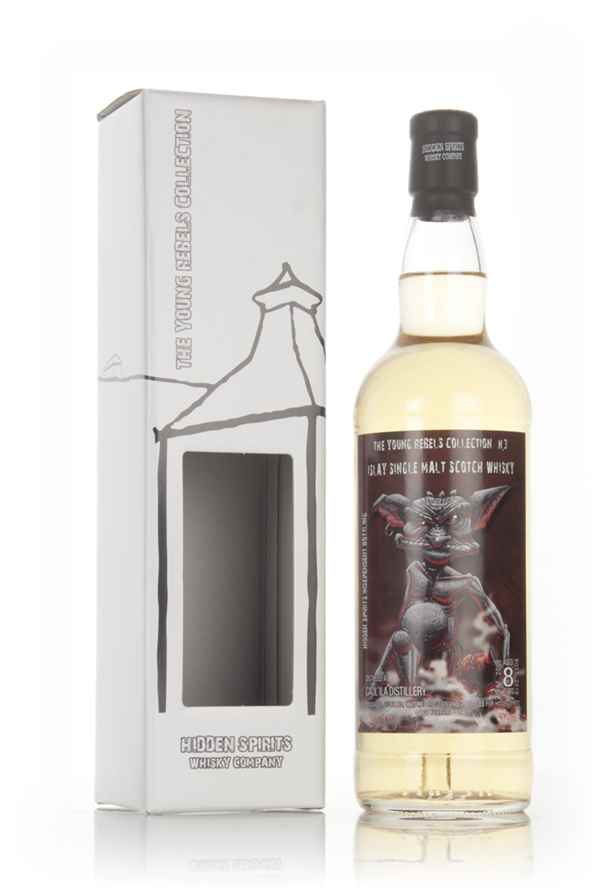 caol ila 8 year old 2008 young rebels collection no3 hidden spirits - Hidden Pictures For 3 Year Olds