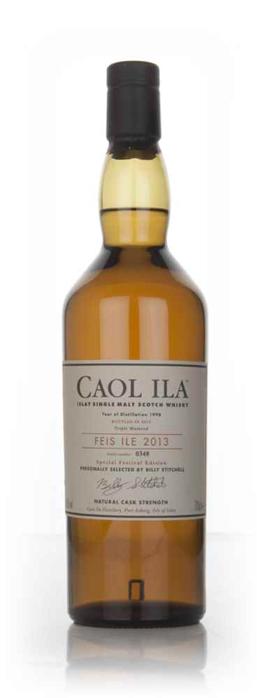 Caol Ila Feis Ile 2013 - Triple Matured