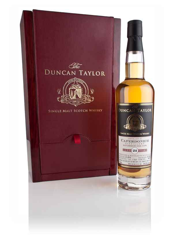Caperdonich 21 Year Old 1992 (cask 46222) - The Duncan Taylor Single