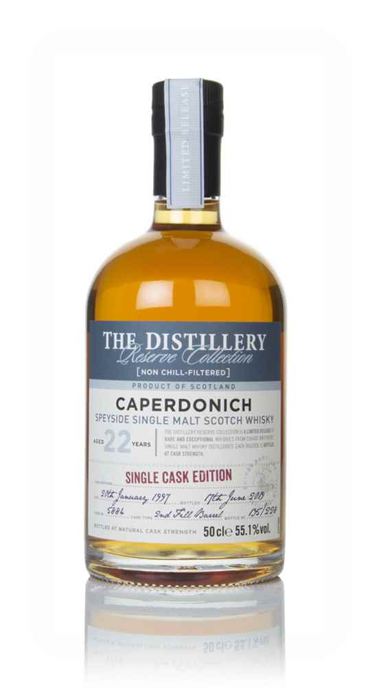 Caperdonich 22 Year Old 1997 (cask 5884) - Distillery Reserve Collection (Chivas Brothers)