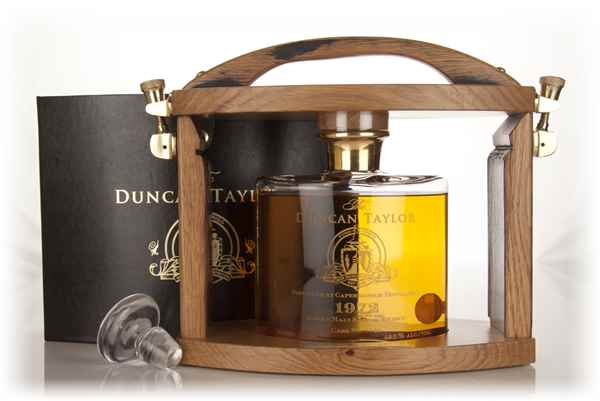 Caperdonich 41 Year Old 1972 (cask 6740) - Tantalus (Duncan Taylor)