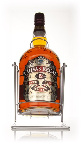 Chivas Regal 12 Year Old 4.5l