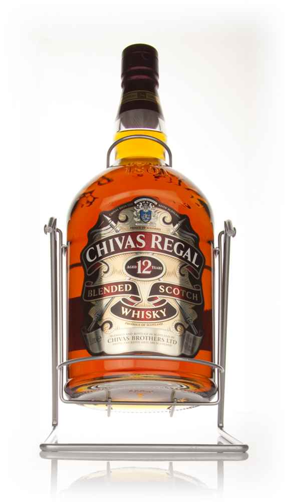 Chivas Regal 12 Year Old 4 5l
