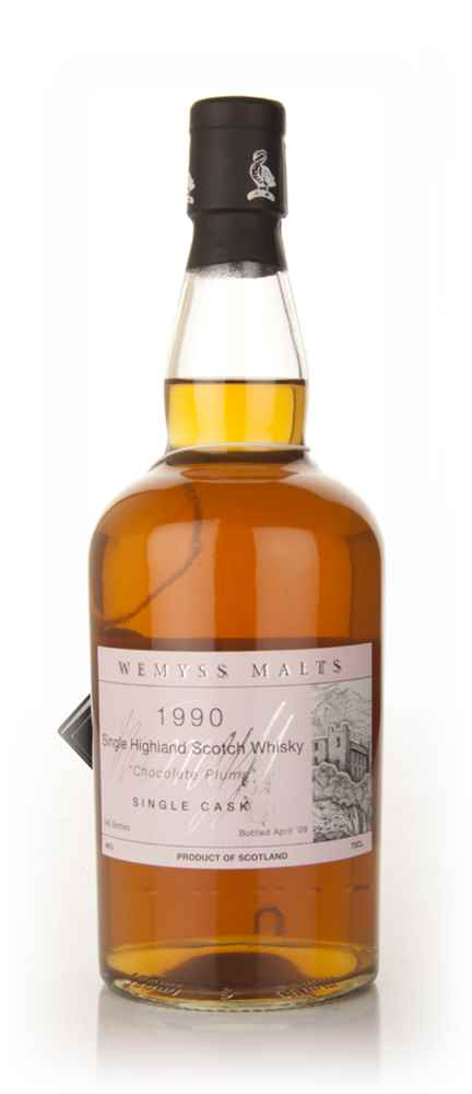 Chocolate Plum 1990 - Wemyss Malts (Ben Nevis)