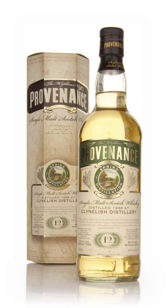 Clynelish 12 Year Old 1998 (cask 6057) - Provenance (Douglas Laing)