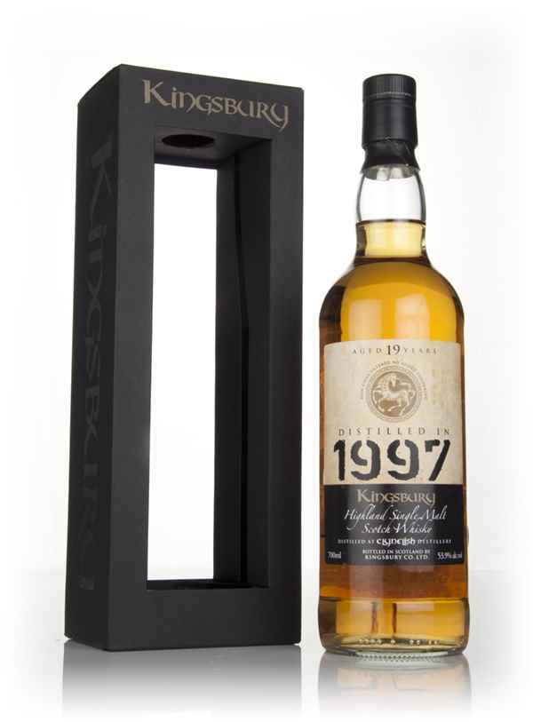 Clynelish 19 Year Old 1997 (cask 7101) - Kingsbury