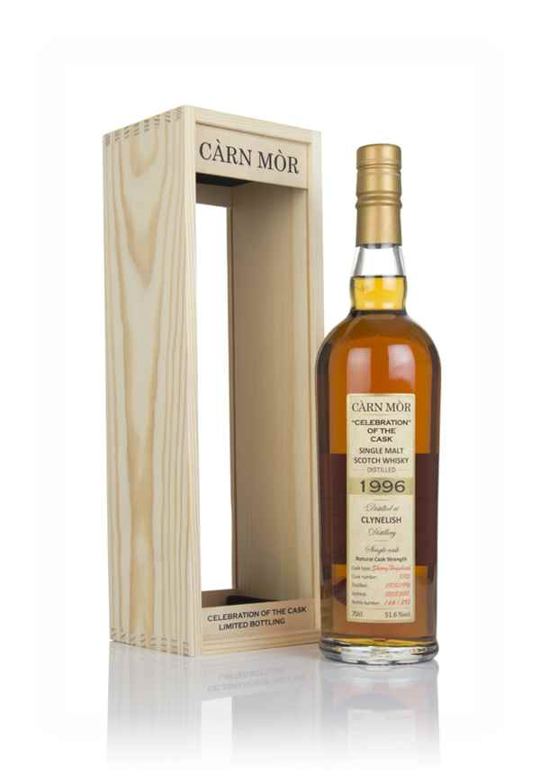 Clynelish 21 Year Old 1996 (cask 8805) - Celebration of the Cask (Càrn Mòr)