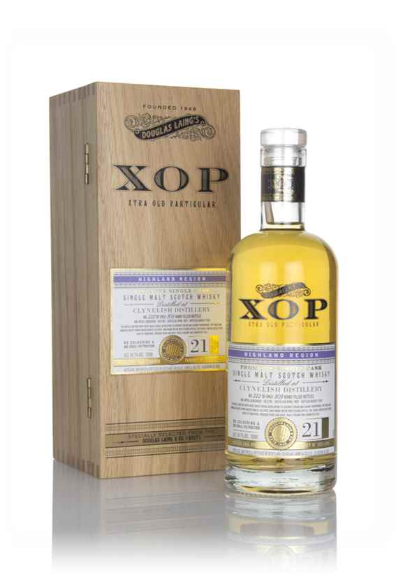 Clynelish 21 Year Old 1997 (cask 12781) - Xtra Old Particular (Douglas Laing)