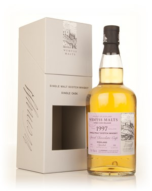 Spiced Chocolate Cup 1997 - Wemyss Malts (Clynelish)