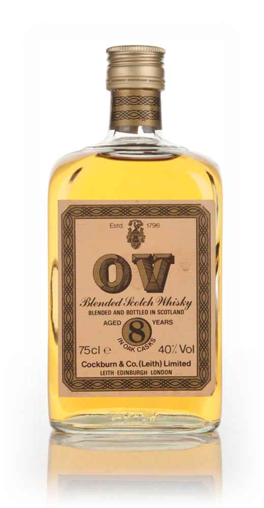Cockburn's OV 8 Year Old - 1970s