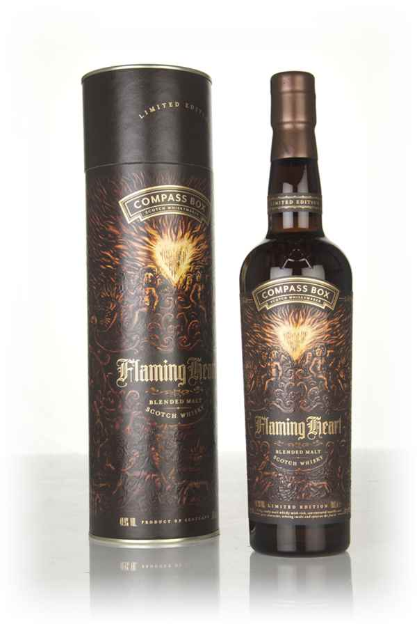 Compass Box Flaming Heart (2018 Edition)