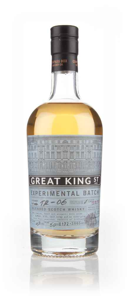 Compass Box Great King Street Experimental Batch #TR-06