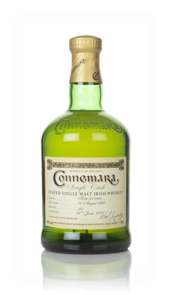 Connemara 15 Year Old 1992 (cask K92/313804)