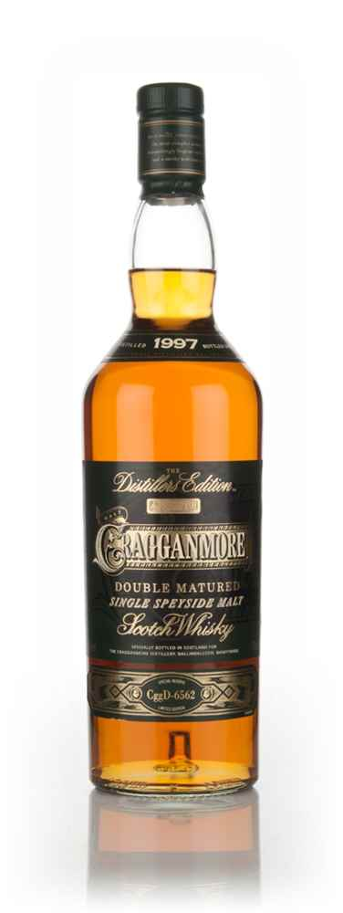 Cragganmore 1997 (bottled 2010) Port Wood Finish - Distillers Edition