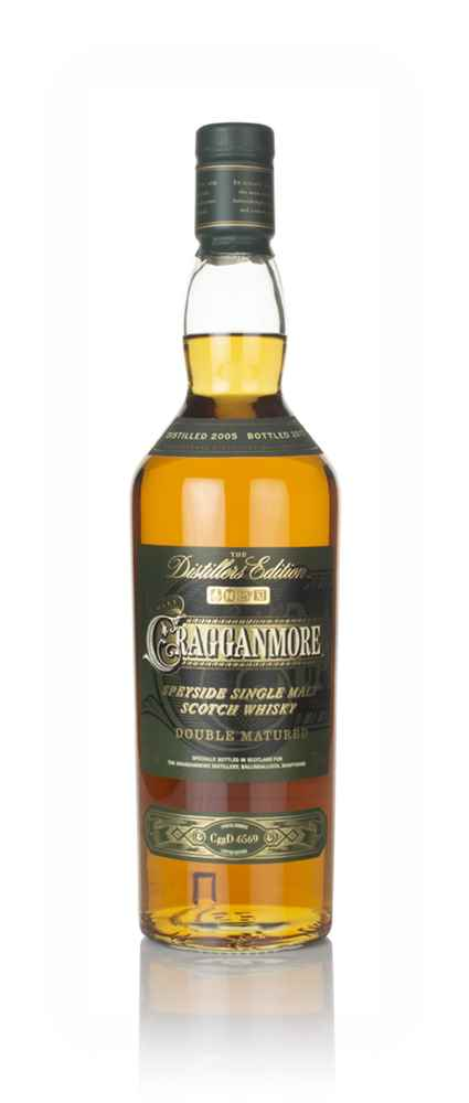Cragganmore 2005 (bottled 2017) Port Wood Finish - Distillers Edition