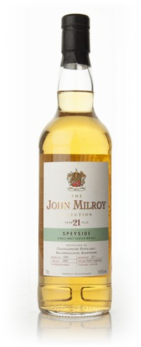 Cragganmore 21 Year Old 1989 - The John Milroy (Berry Bros. & Rudd)