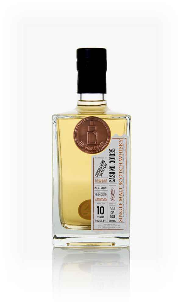 Craigellachie 10 Year Old 2009 (cask 301035) - The Single Cask