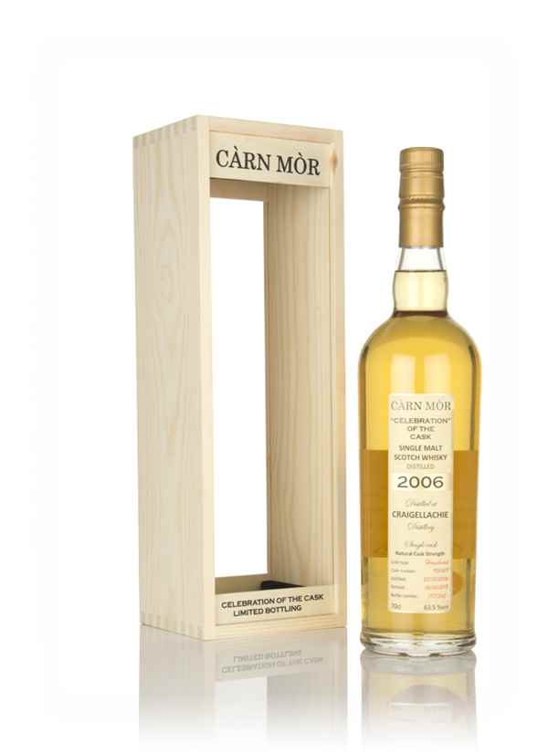 Craigellachie 11 Year Old 2006 (cask 900619) - Celebration Of The Cask (Càrn Mòr)