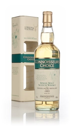 Craigellachie 1997 (bottled 2013) - Connoisseurs Choice (Gordon & Macphail)