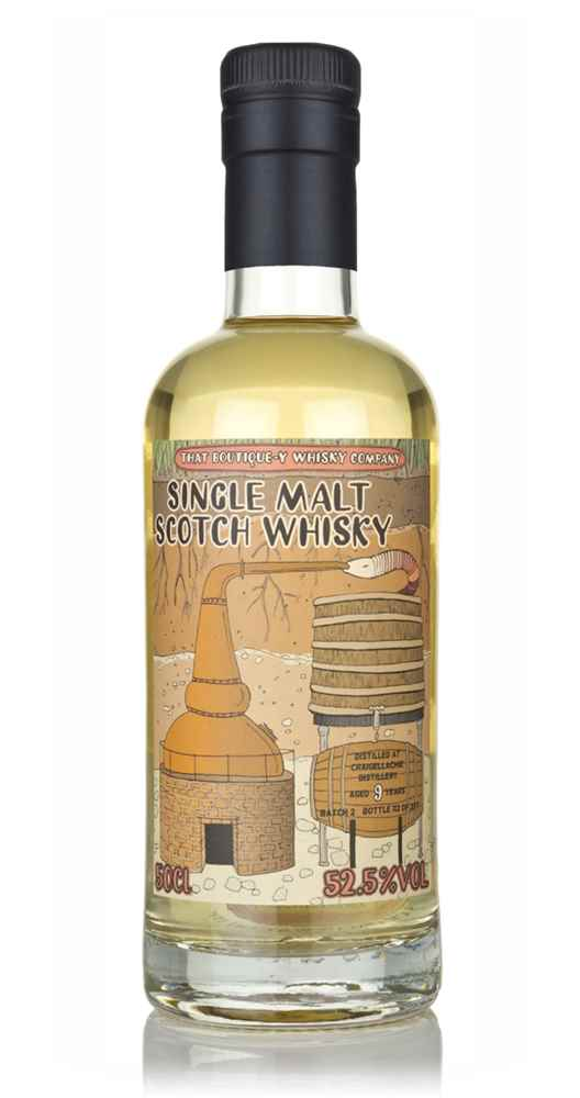 Craigellachie 9 Year Old - Batch 2 (That Boutique-y Whisky Company)