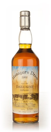 Dailuaine 17 Year Old - Manager's Dram