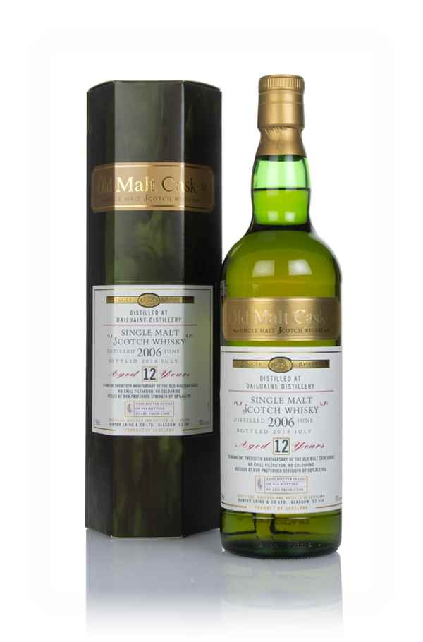 Dailuaine 12 Year Old 2006 - Old Malt Cask (Hunter Laing)