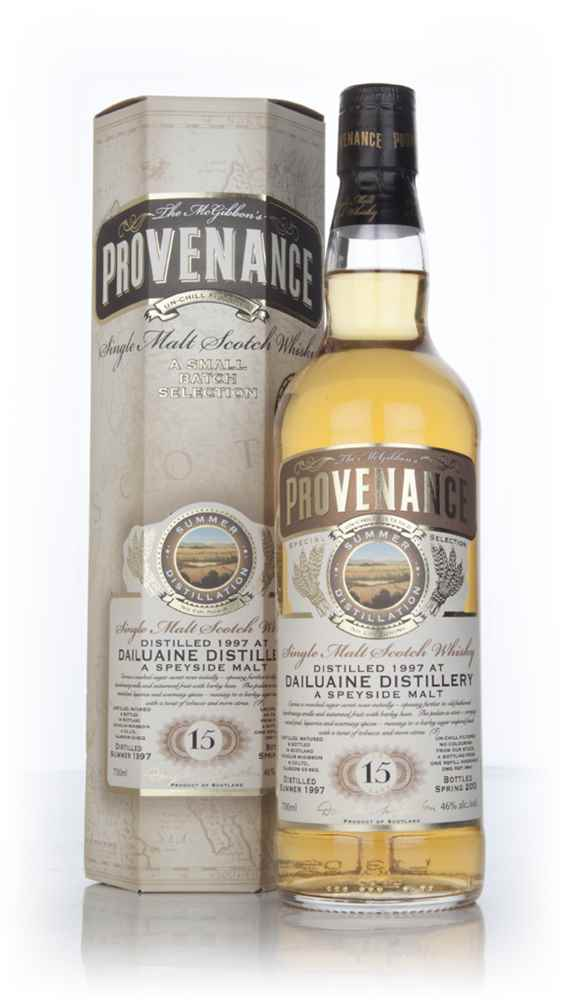 Dailuaine 15 Year Old 1997 (cask 9641) - Provenance (Douglas Laing)