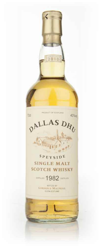 Dallas Dhu 1982 (Gordon and MacPhail)