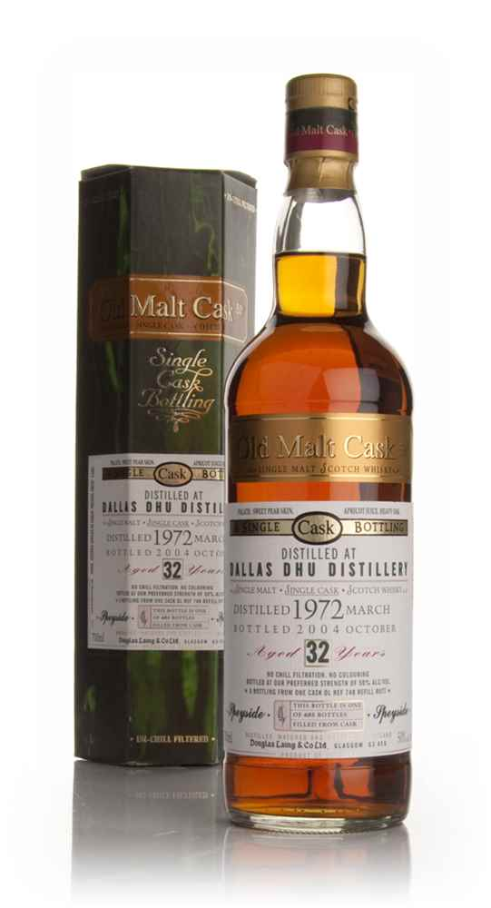 Dallas Dhu 32 Year Old 1972 - Old Malt Cask (Douglas Laing)
