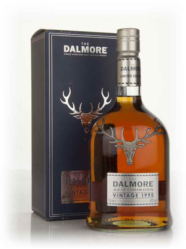 Dalmore 1995 Vintage Age Of Exploration