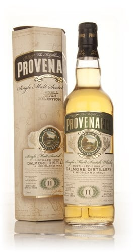 Dalmore 11 Year Old 1999 (cask 6879) - Provenance (Douglas Laing)