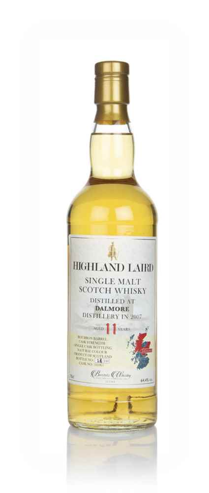 Dalmore 11 Year Old 2007 (cask 516965) - Highland Laird (Bartels Whisky)
