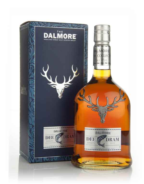 Dalmore Dee Dram - The Rivers Collection 2012