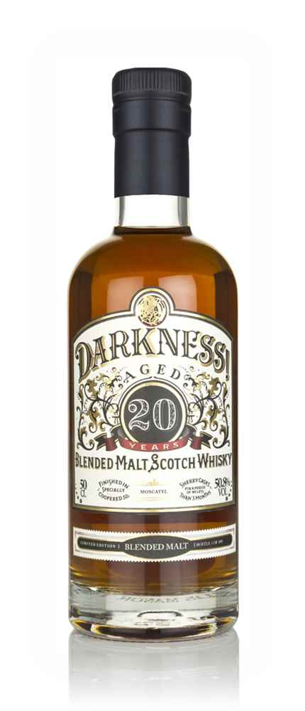 Darkness! Blended Malt 20 Year Old Moscatel Cask Finish
