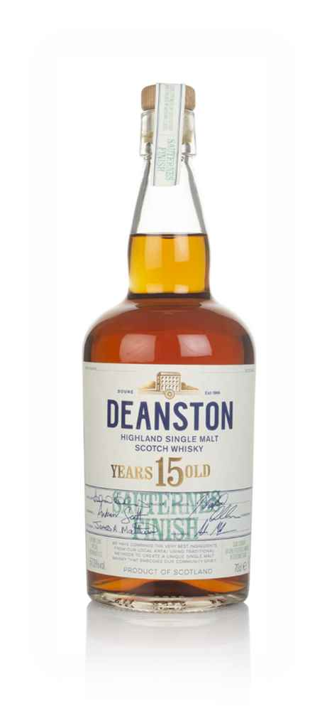 Deanston 15 Year Old Sauternes Cask Finish
