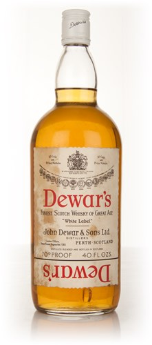 Dewar's White Label (Very Old)