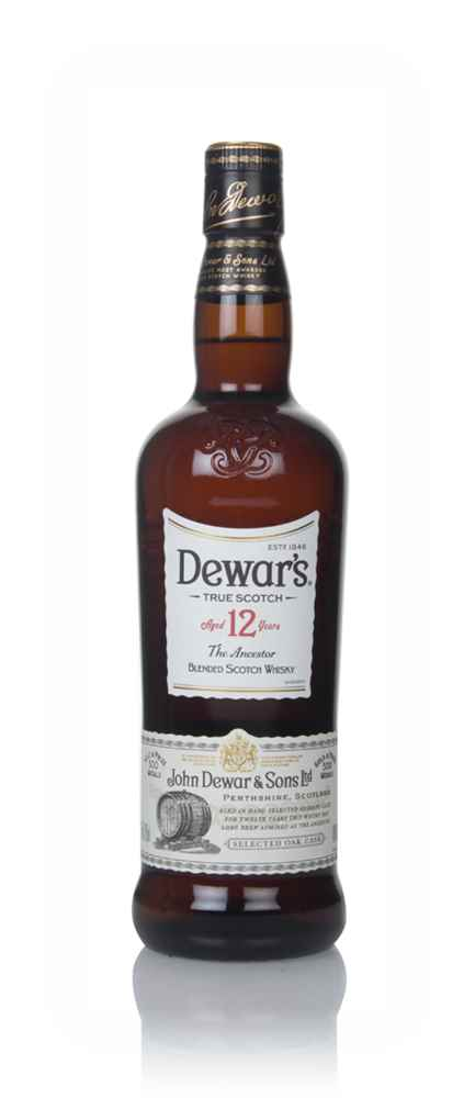 Dewar's 12 Year Old - The Ancestor
