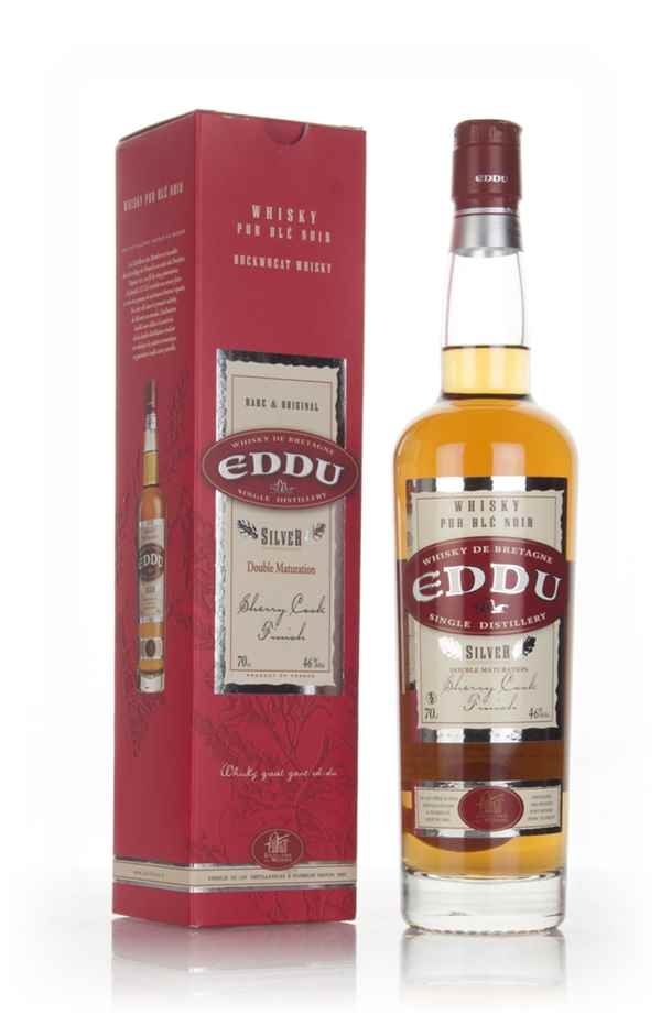 Eddu Silver Sherry Cask Finish (La Maison du Whisky 60th Anniversary)