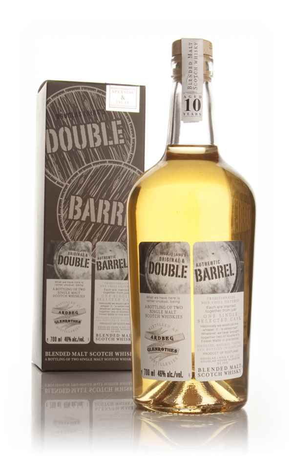 Ardbeg & Glenrothes - Double Barrel (Douglas Laing)