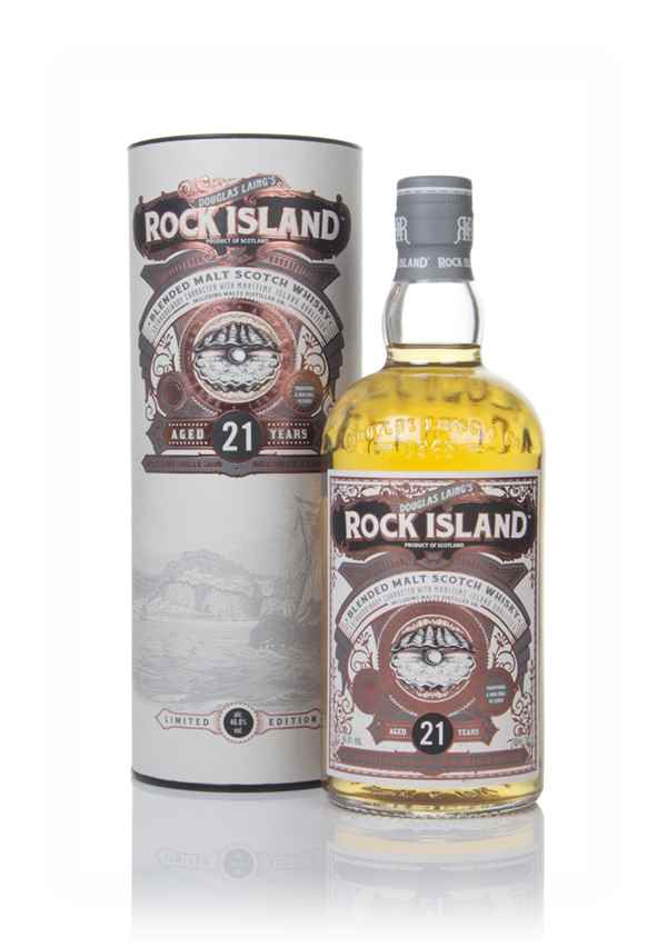 Rock Island 21 Year Old