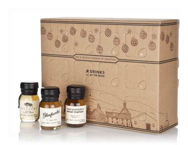 Drinks by the Dram 12 Scotch Whiskies of Christmas (2017 Edition)