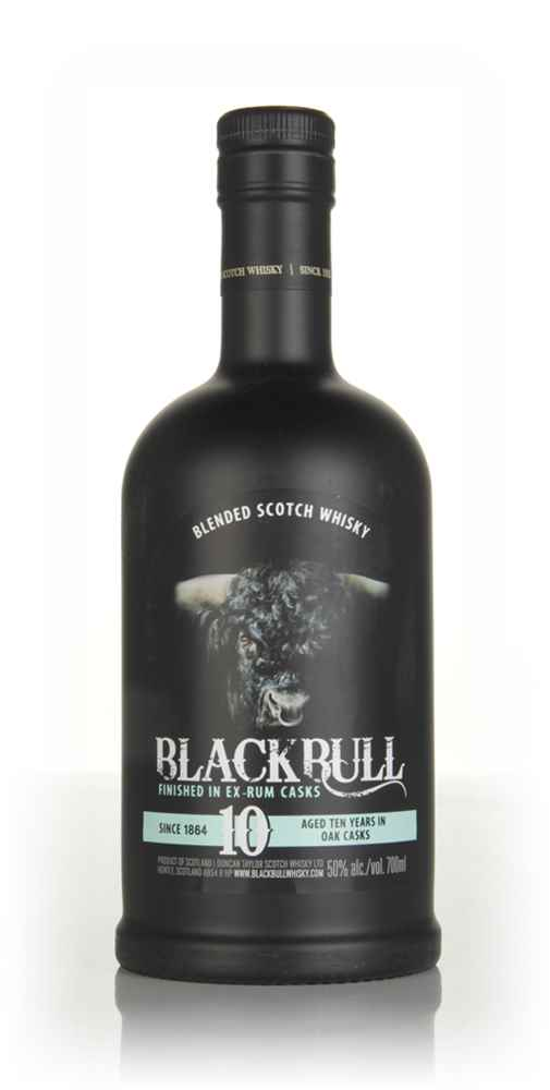 Black Bull 10 Year Old (Duncan Taylor)