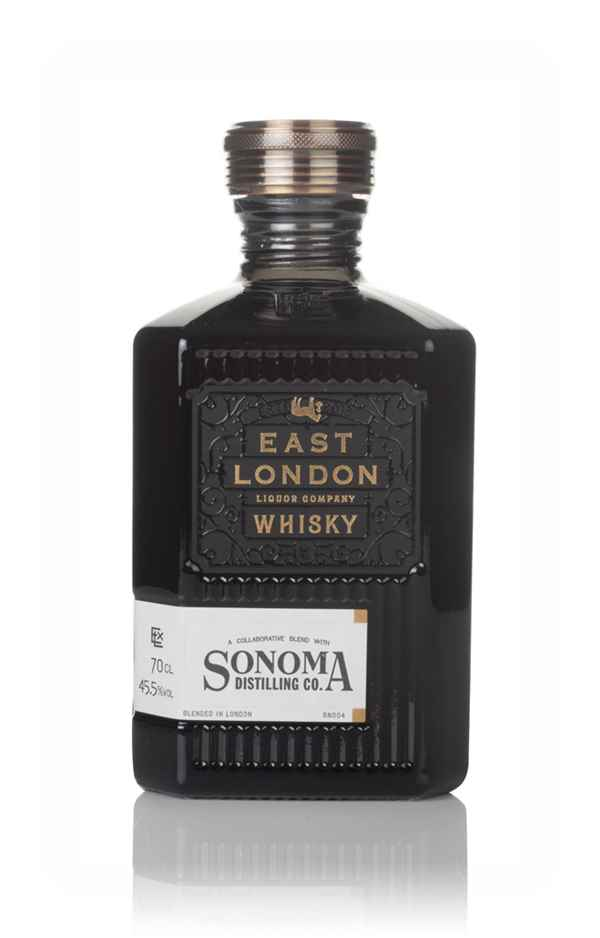East London Liquor Company & Sonoma Distilling Co. Whisky