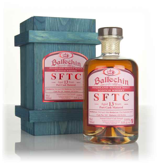 Ballechin 13 Year Old 2004 (cask 208) - Straight From The Cask