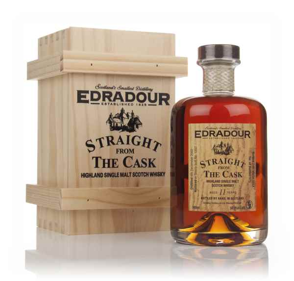 Edradour 11 Year Old 2002 - Straight From The Cask 58.9%