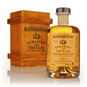 Edradour 10 Year Old 1999 Sauternes Cask Finish - Straight from the Cask