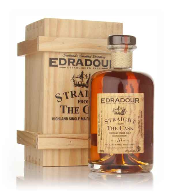 Edradour 10 Year Old 2000 (cask 192) - Straight from the Cask
