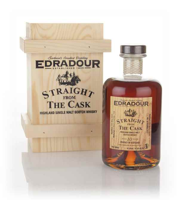 Edradour 10 Year Old 2005 (cask 118) - Straight From The Cask