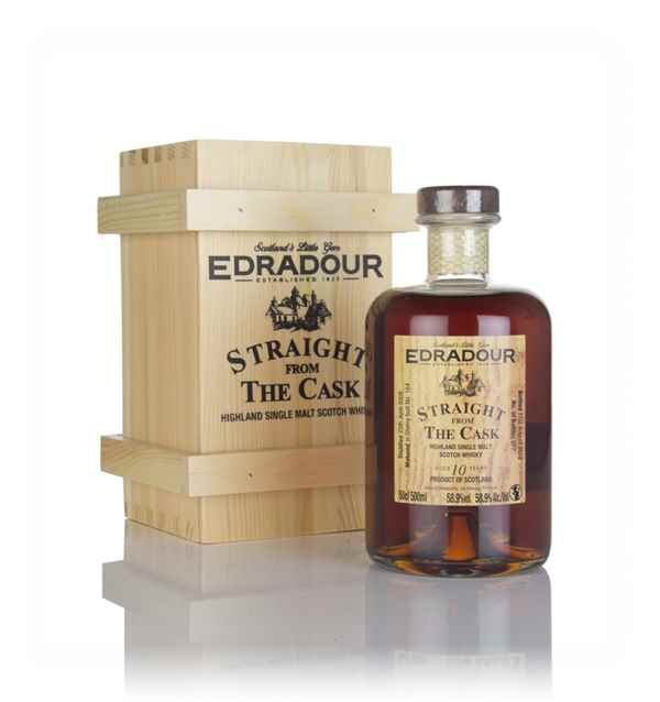 Edradour 10 Year Old 2008 (cask 164) - Straight From The Cask